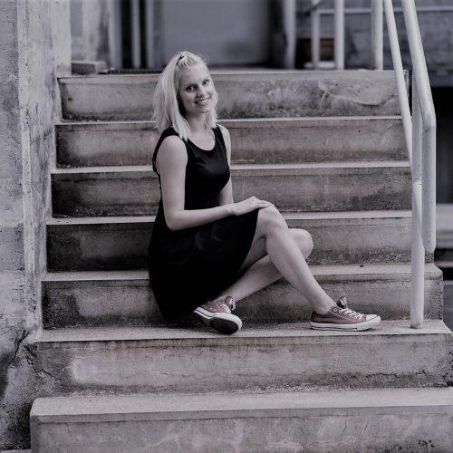 Vocals - Michalea Gwerder
